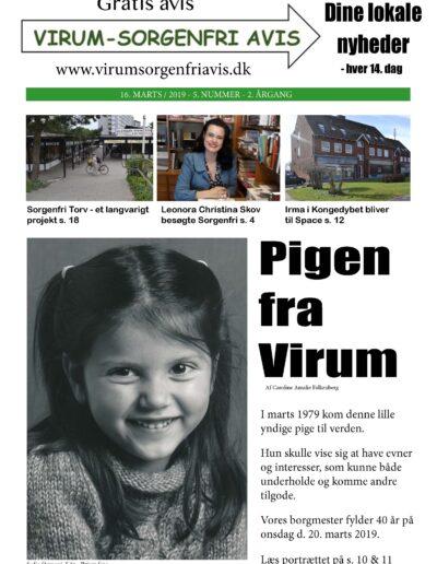 Virum-Sorgenfri Avis – nr 5 – 2019