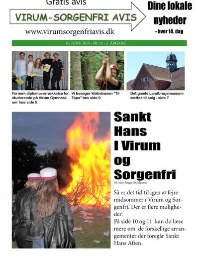 Virum-Sorgenfri Avis – nr 11 – 2019