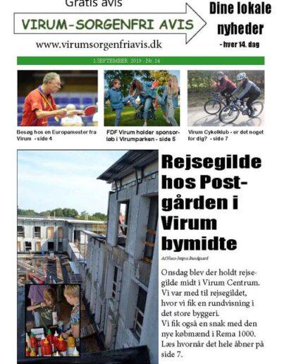 Virum-Sorgenfri Avis – nr 14 – 2019