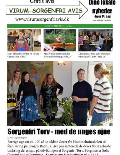 Virum-Sorgenfri Avis – nr 16 – 2019