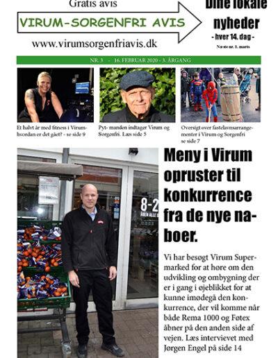 Virum-Sorgenfri Avis – nr 3 – 2020