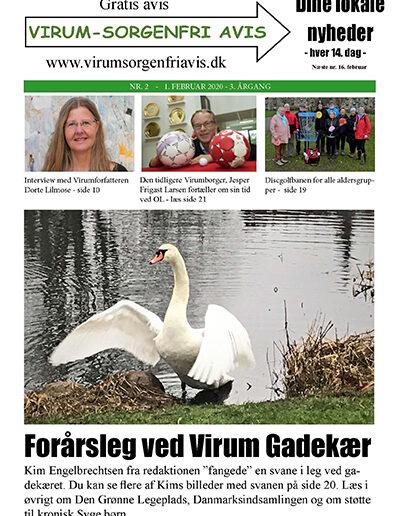 Virum-Sorgenfri Avis – nr 2 – 2020