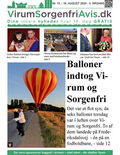 Virum-Sorgenfri Avis – nr 13 – 2020