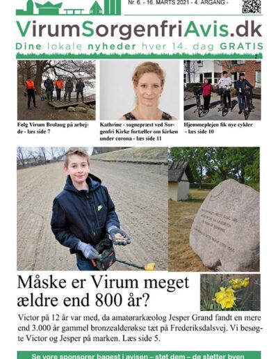 Virum-Sorgenfri Avis – nr 6 – 2021